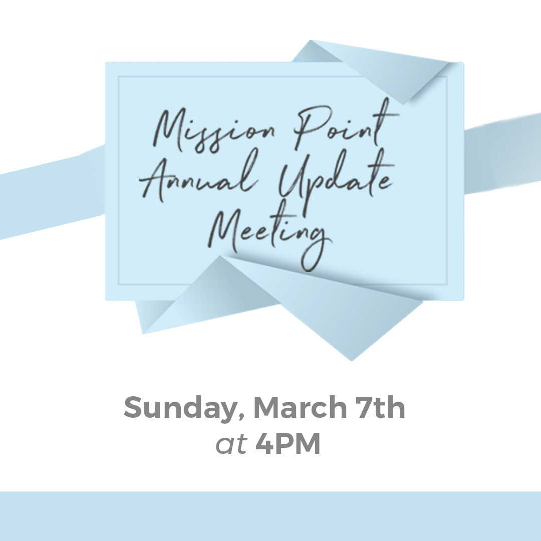 MP Annual Update Meeting